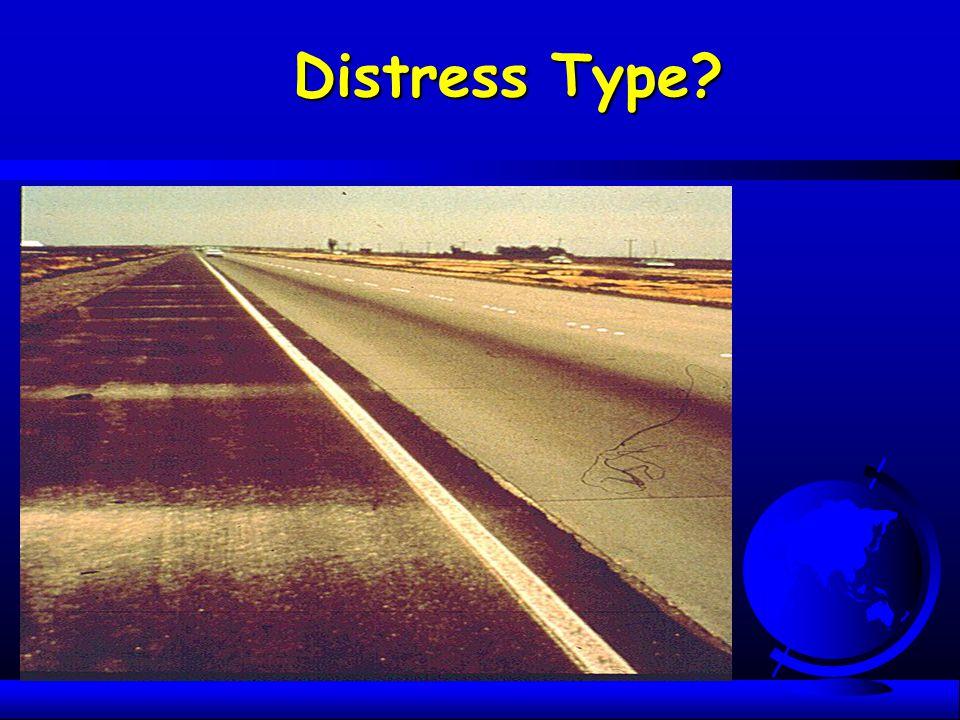 Distress Type