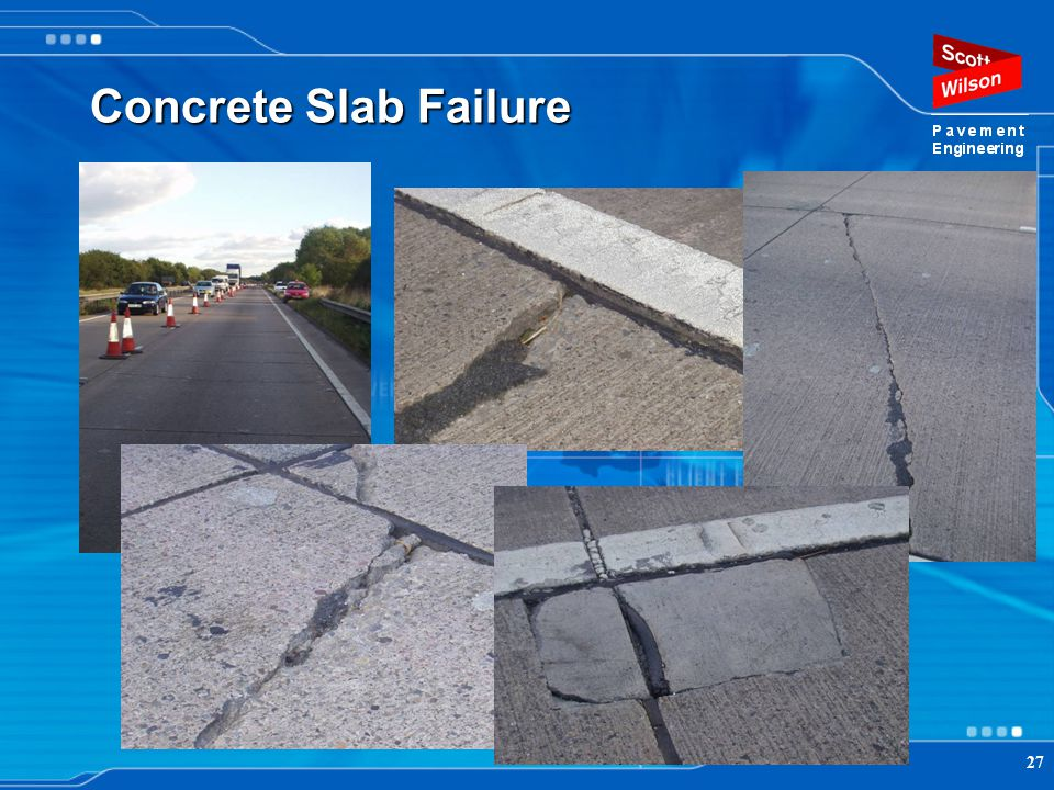 Concrete Slab Failure