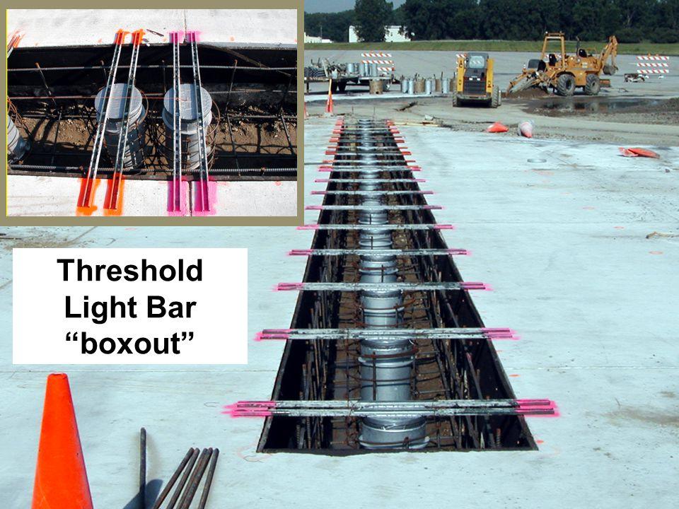 Threshold Light Bar boxout