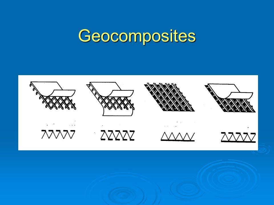 Geocomposites