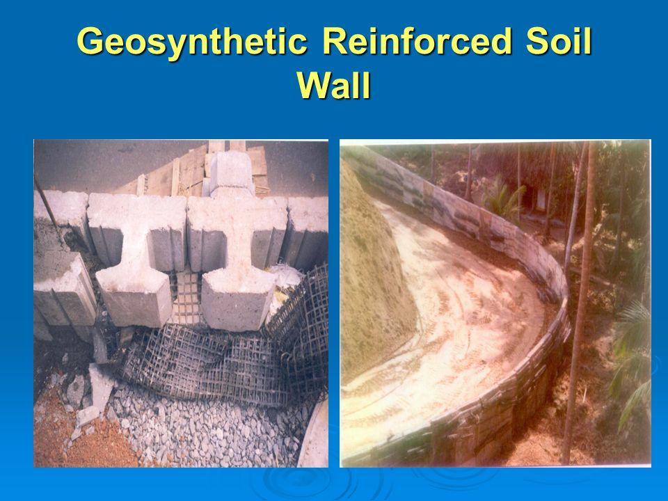 Geosynthetic Reinforced Soil Wall