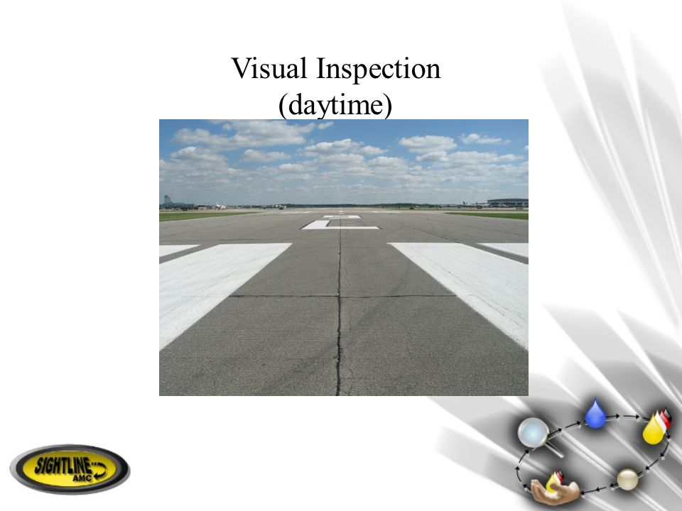 Visual Inspection (daytime)