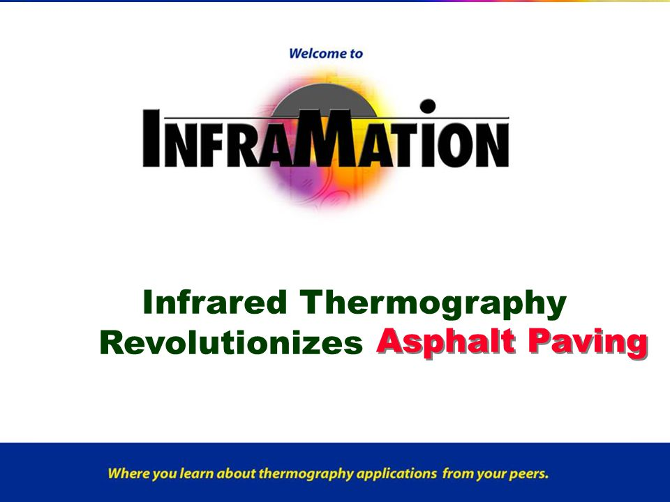 How Infrared Thermography Revolutionizes Asphalt Paving