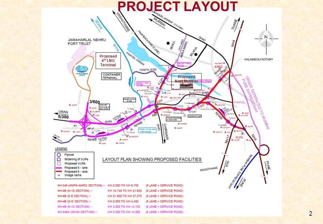 Proposed 4th LNG Terminal Proposed Navi Mumbai Airport