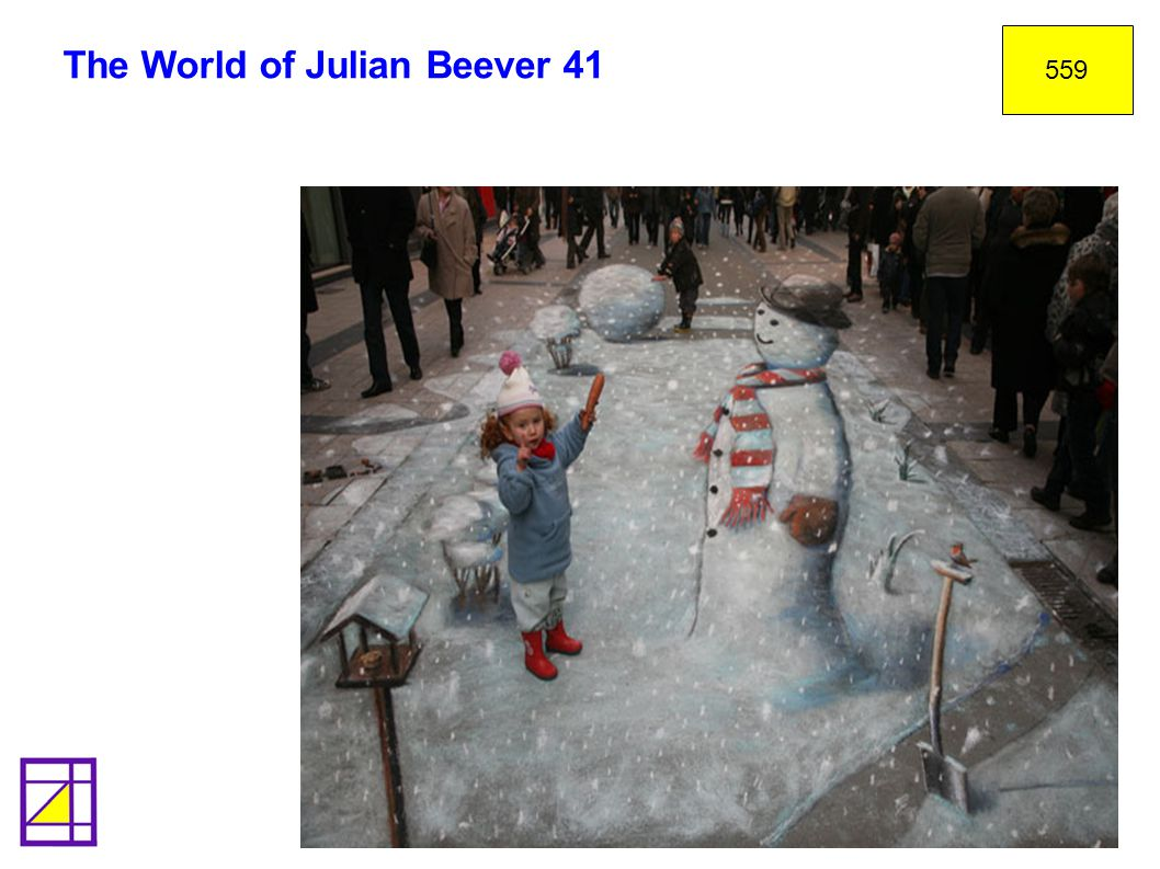 The World of Julian Beever 41