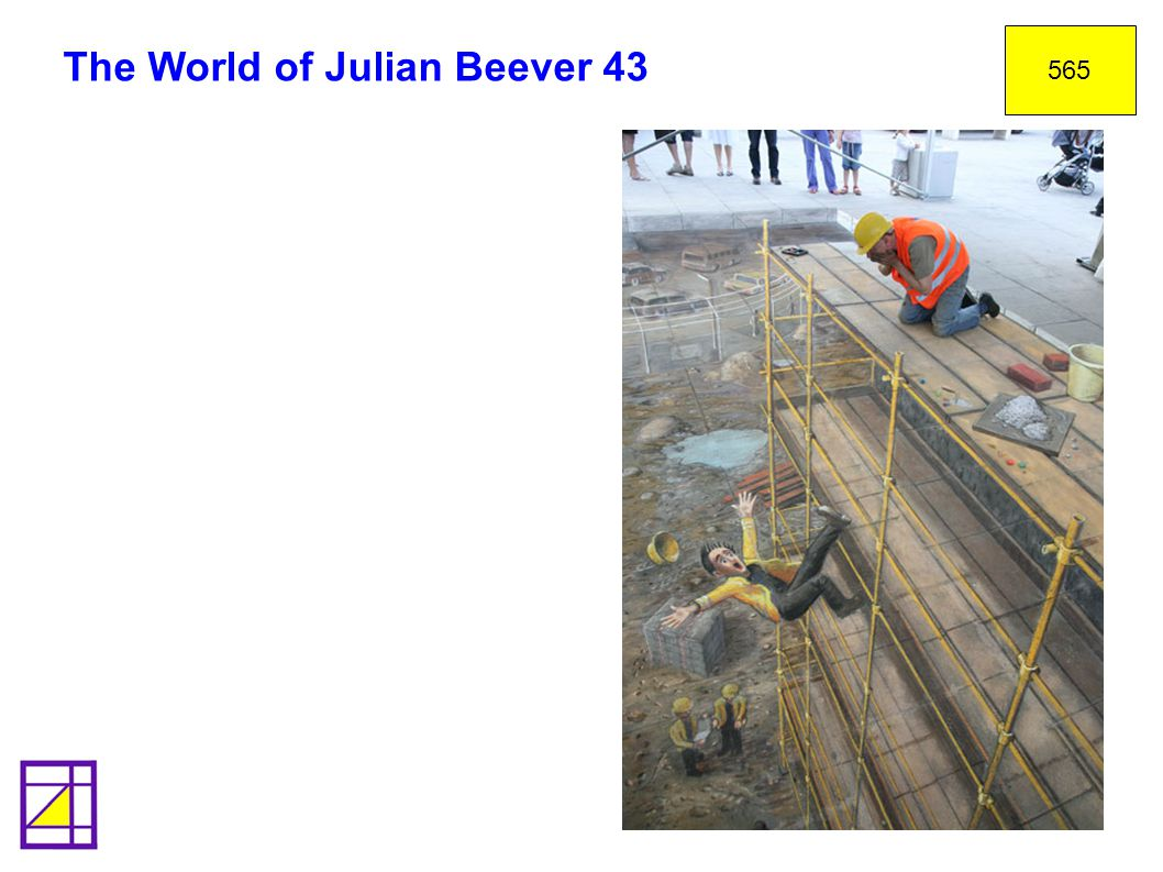 The World of Julian Beever 43