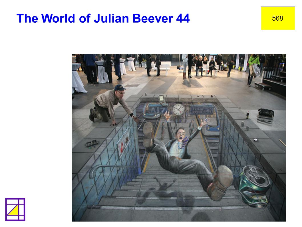 The World of Julian Beever 44
