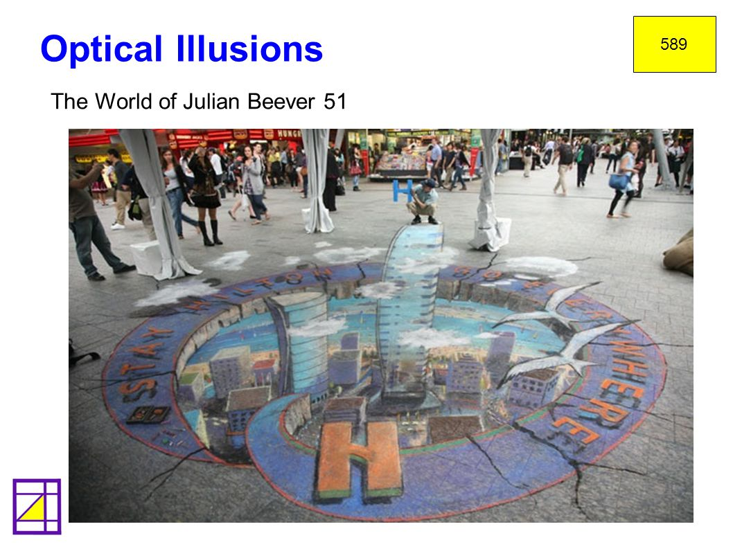 589 Optical Illusions The World of Julian Beever 51 43