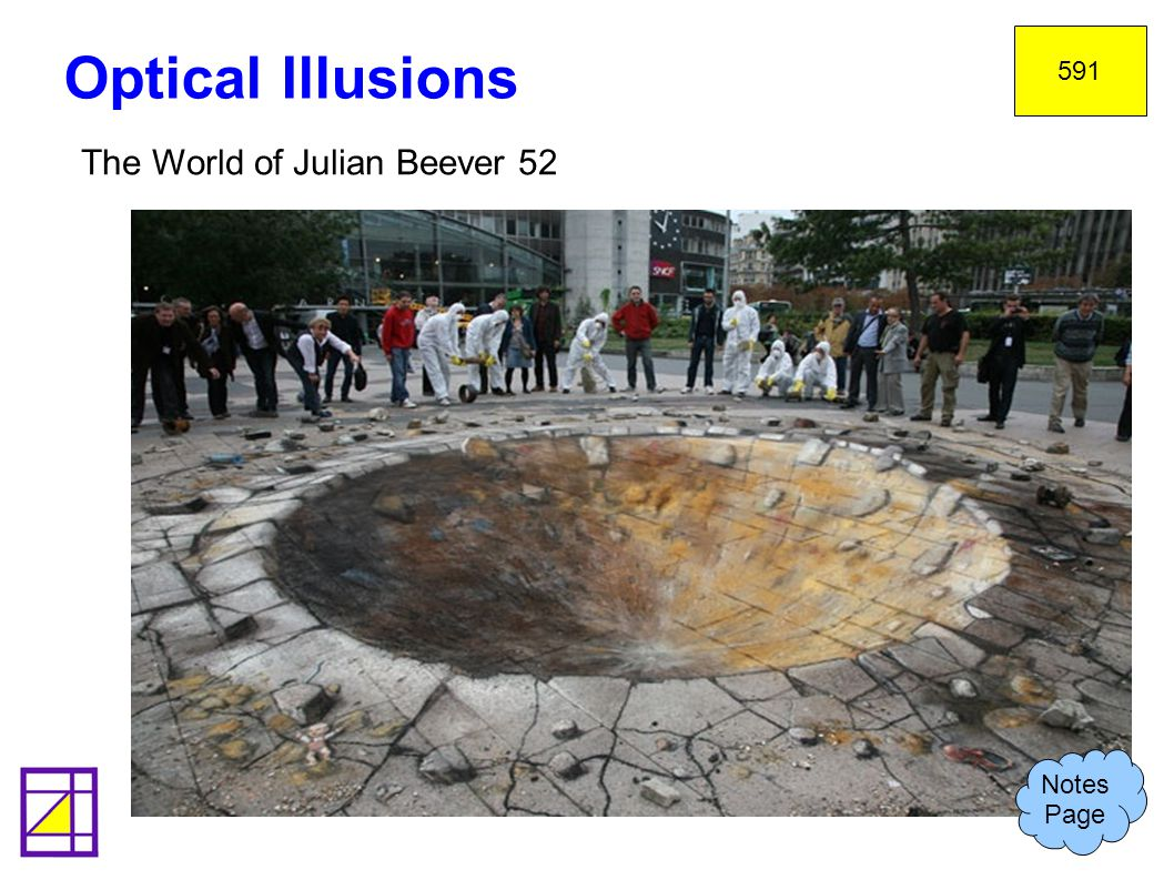 Optical Illusions The World of Julian Beever 52