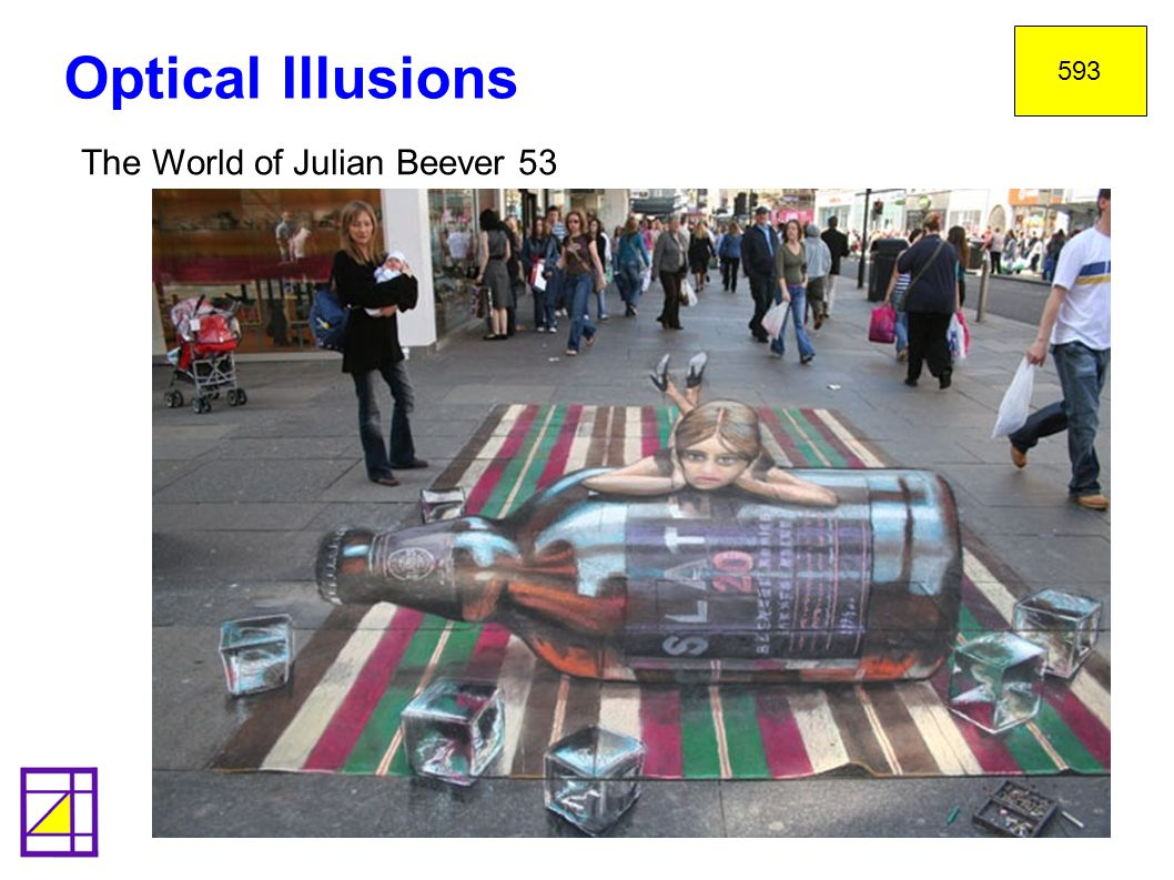 593 Optical Illusions The World of Julian Beever 53 47