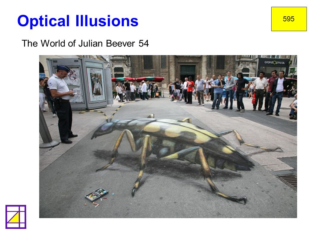 595 Optical Illusions The World of Julian Beever 54 49
