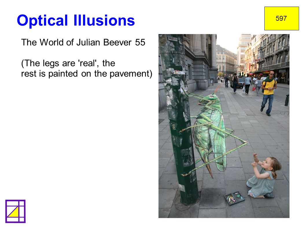 Optical Illusions The World of Julian Beever 55