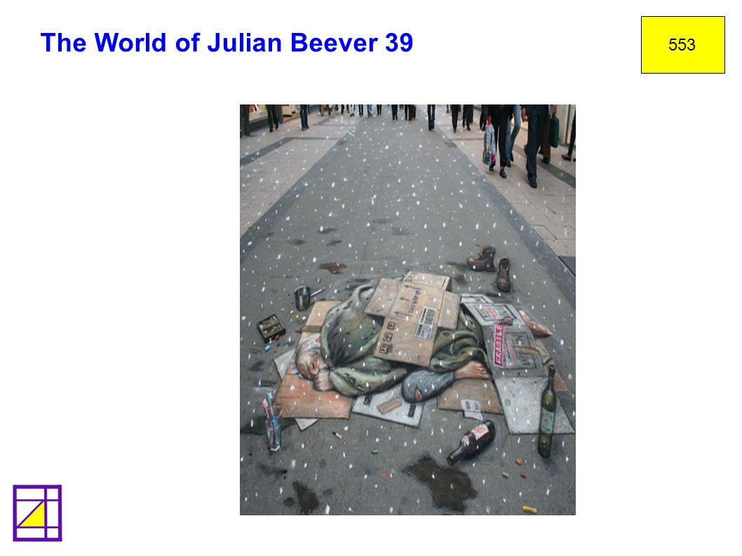 The World of Julian Beever 39