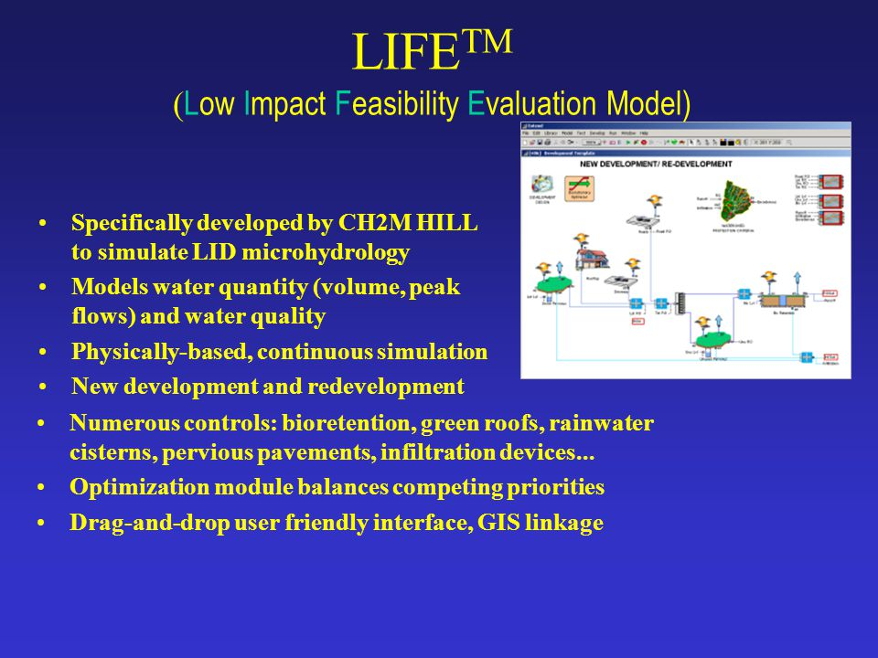 LIFETM (Low Impact Feasibility Evaluation Model)