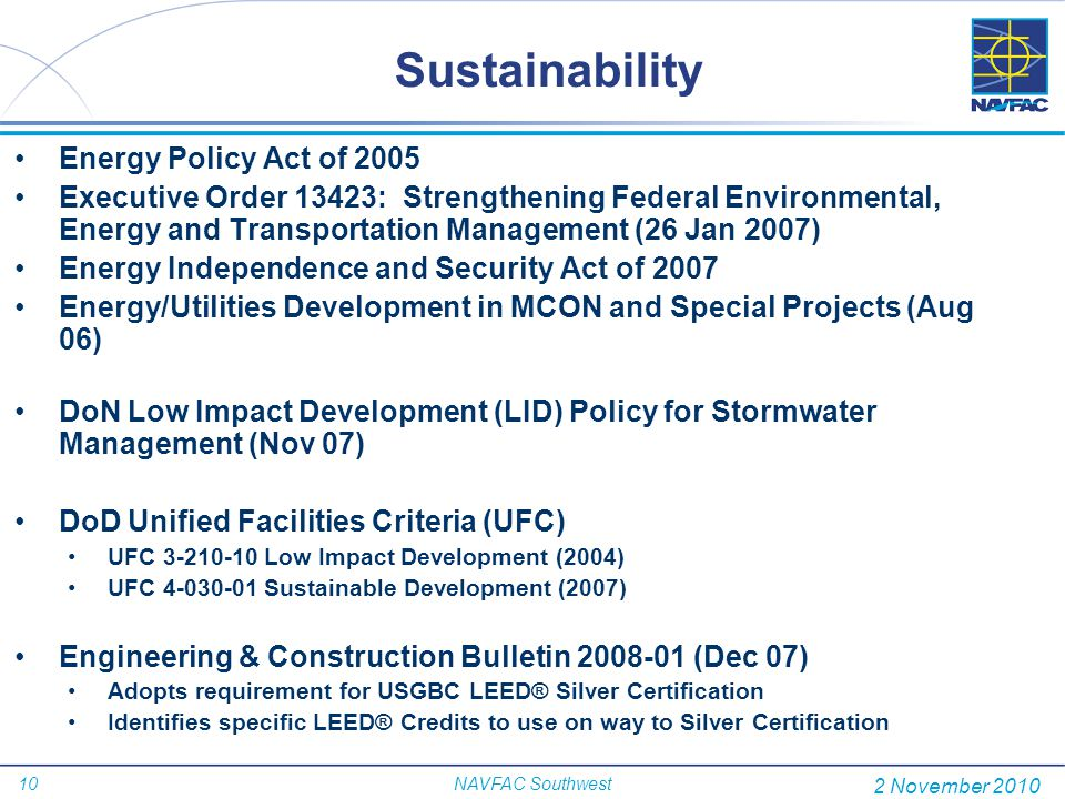 Sustainability Energy Policy Act of 2005