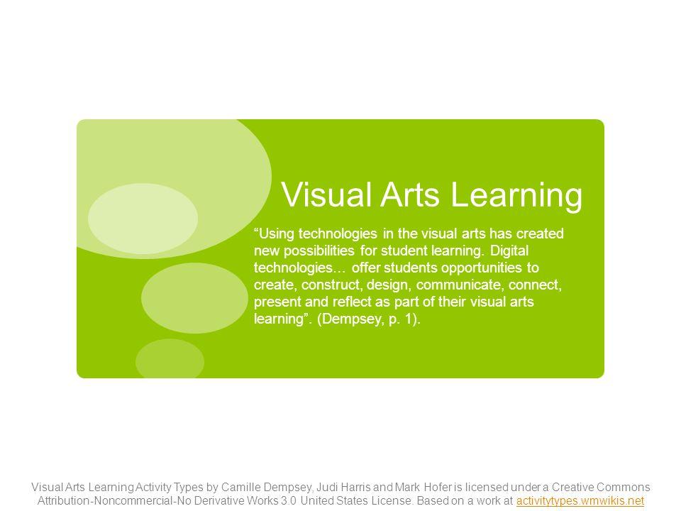 Visual Arts Learning