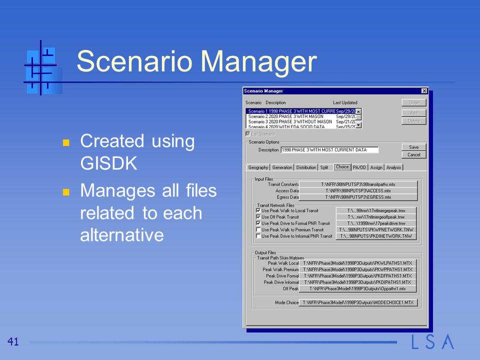GIS Developer's Kit (GISDK)