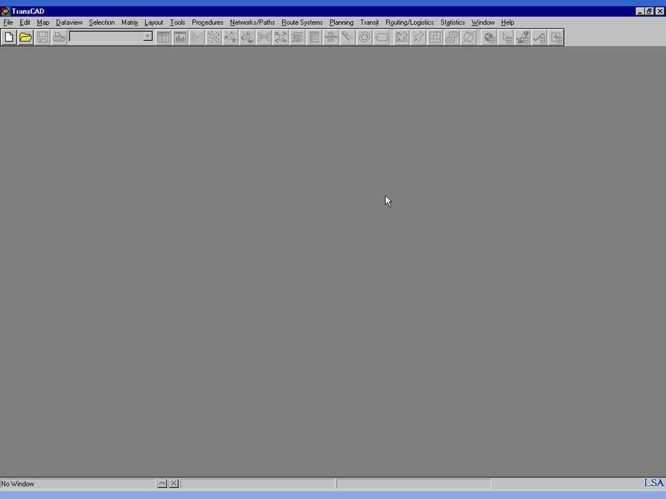 SimTraffic Micro-Simulation
