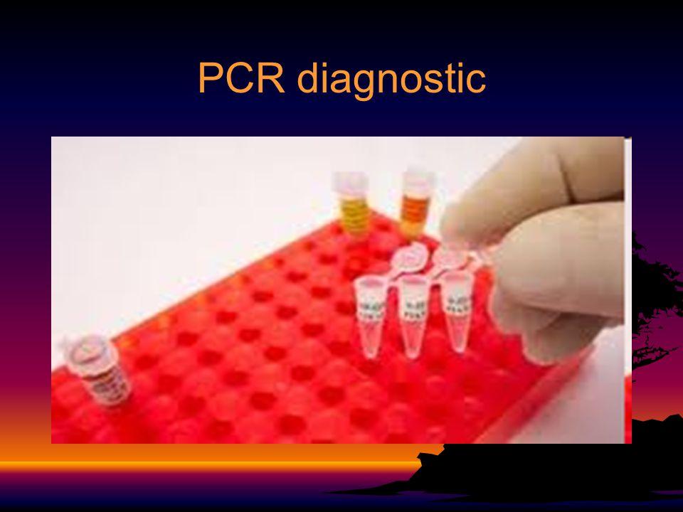 PCR diagnostic