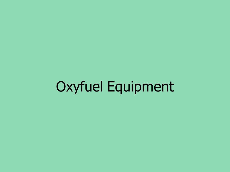 Oxyfuel Equipment