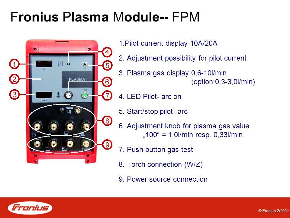 Fronius Plasma Module-- FPM