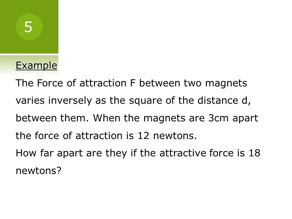 5 Example.