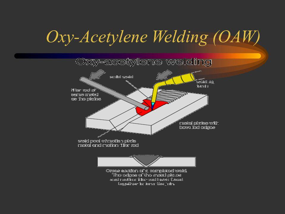 Oxy-Acetylene Welding (OAW)