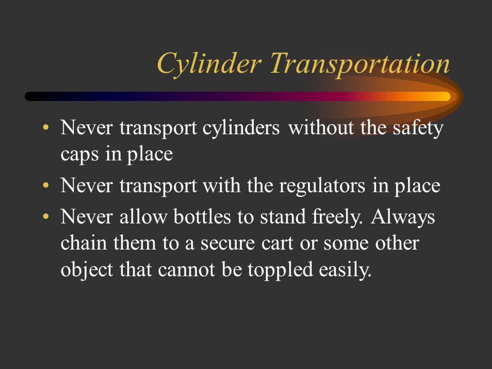 Cylinder Transportation