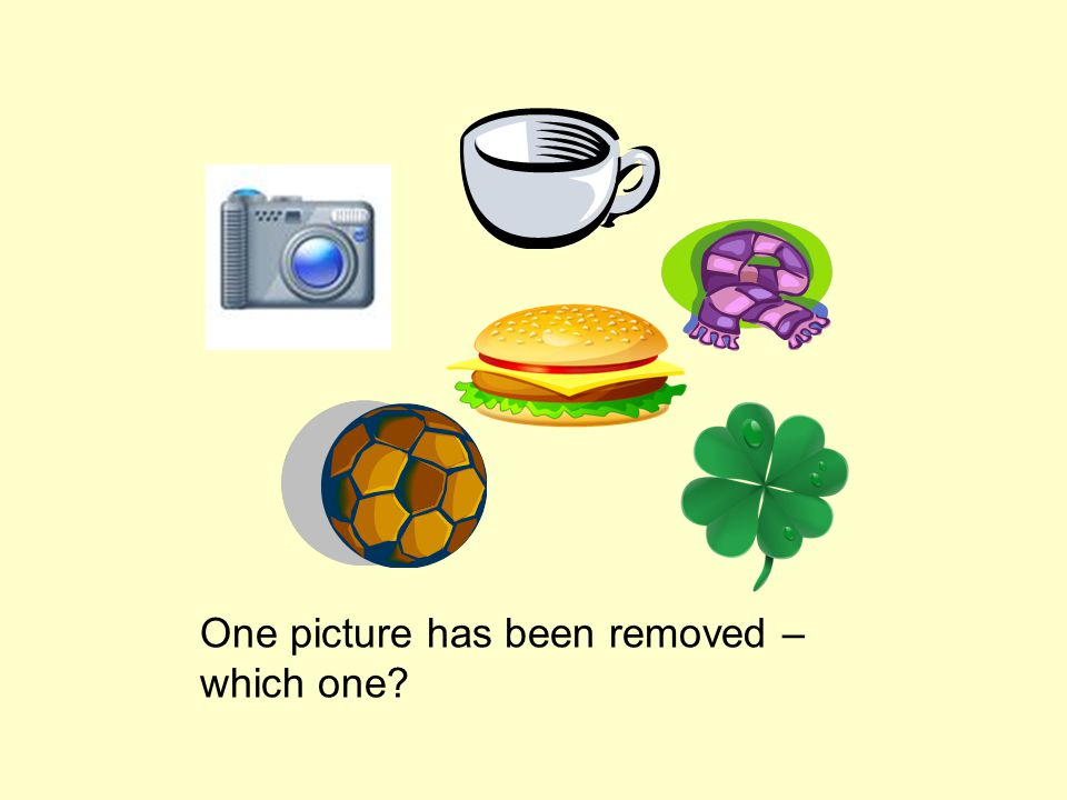 One picture has been removed – which one