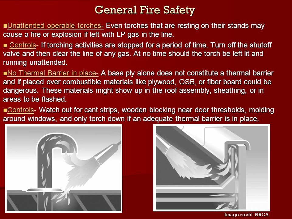 General Fire Safety