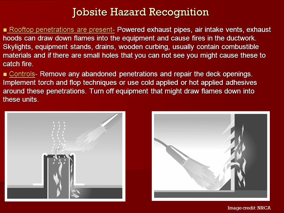 Jobsite Hazard Recognition