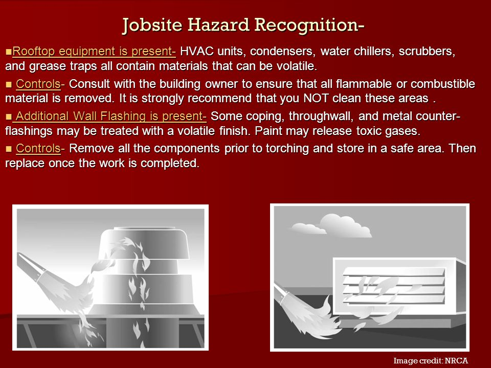 Jobsite Hazard Recognition-