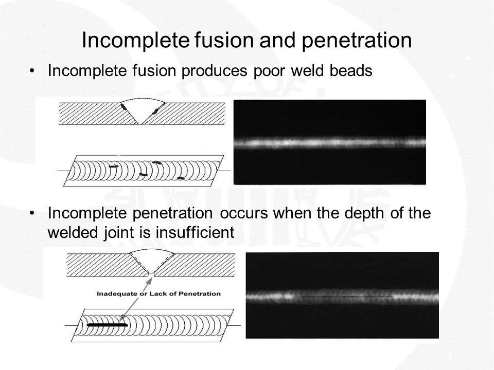 Incomplete fusion and penetration