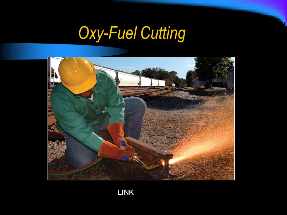 Oxy-Fuel Cutting LINK