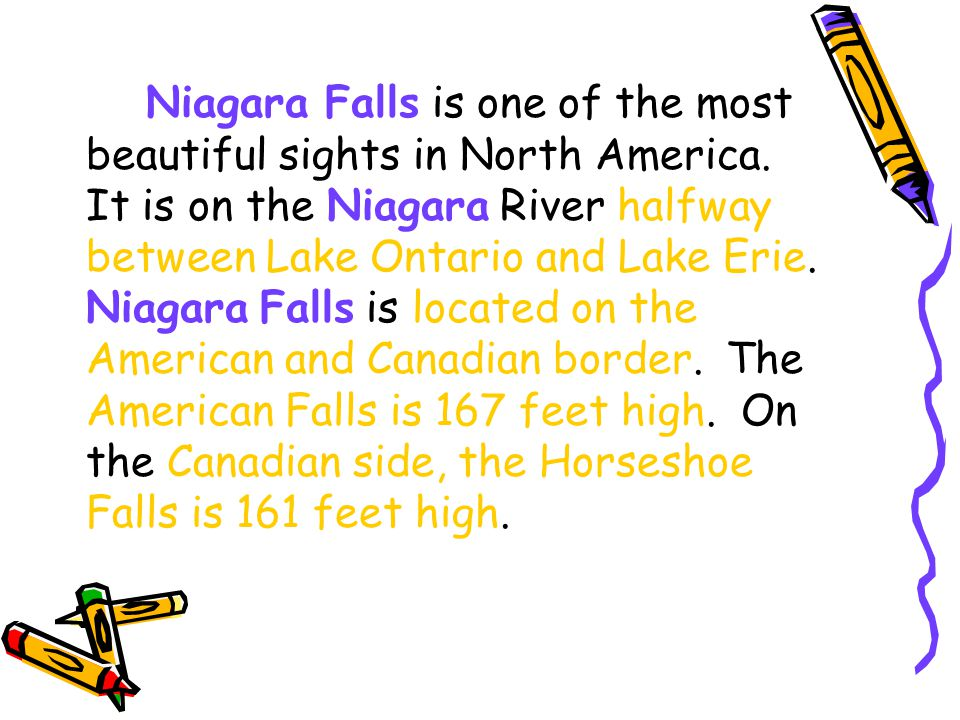 Main Idea And Supporting Details Ppt Video Online Download - North americas 9 most scenic lakes