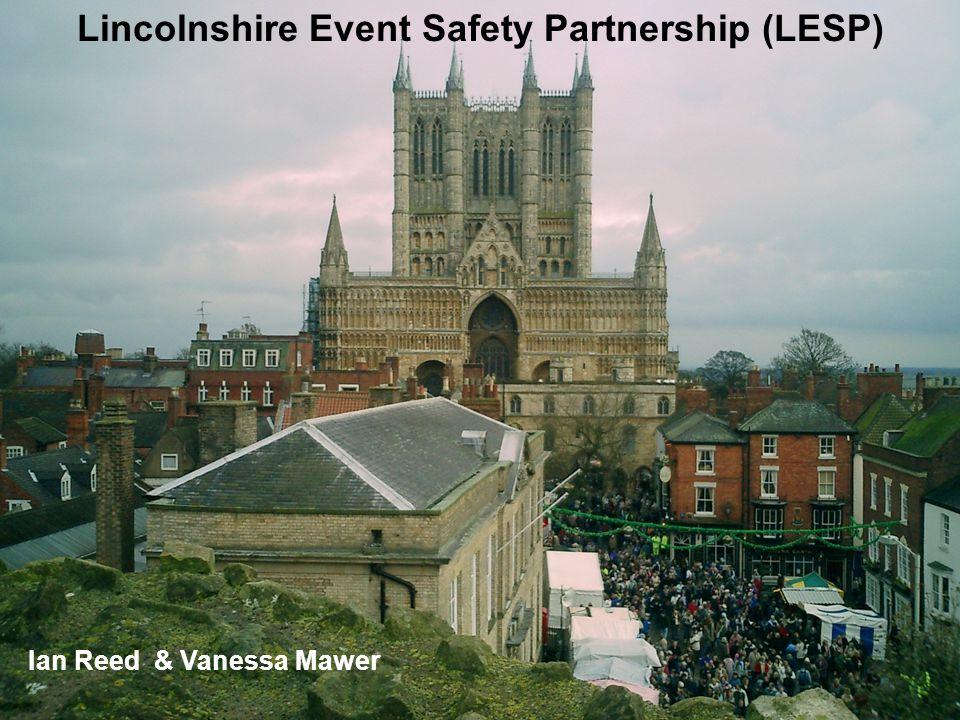 Lincolnshire Event Safety Partnership (LESP)