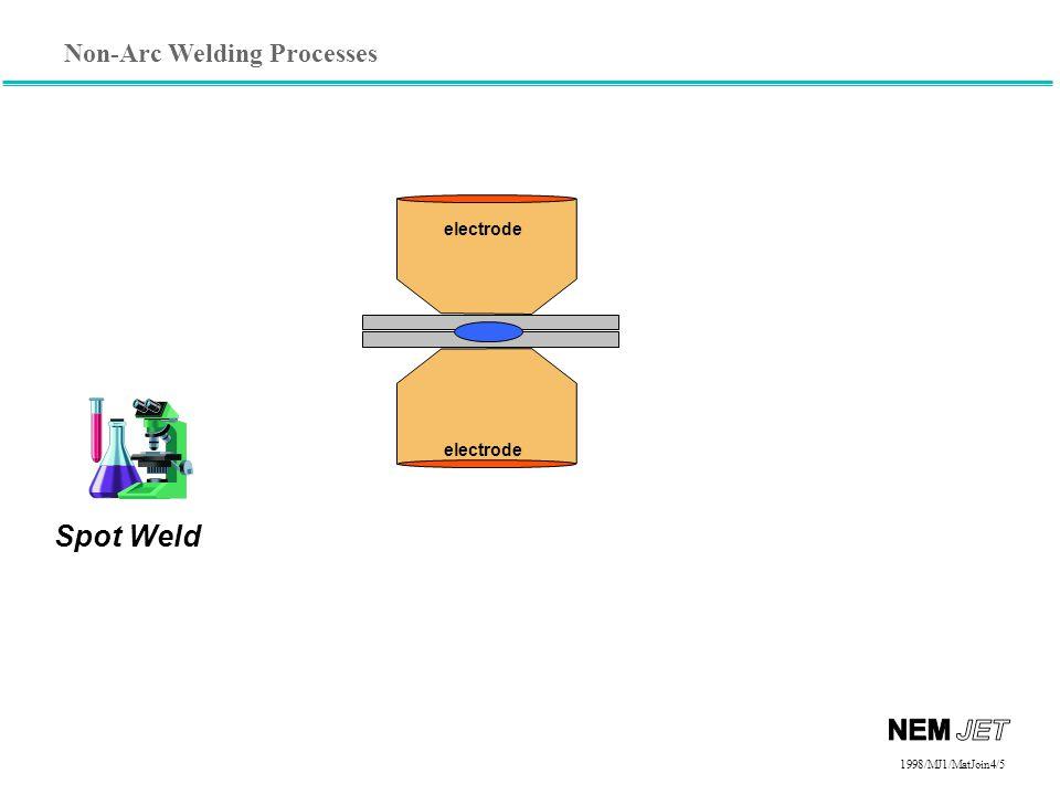 Spot Weld electrode electrode