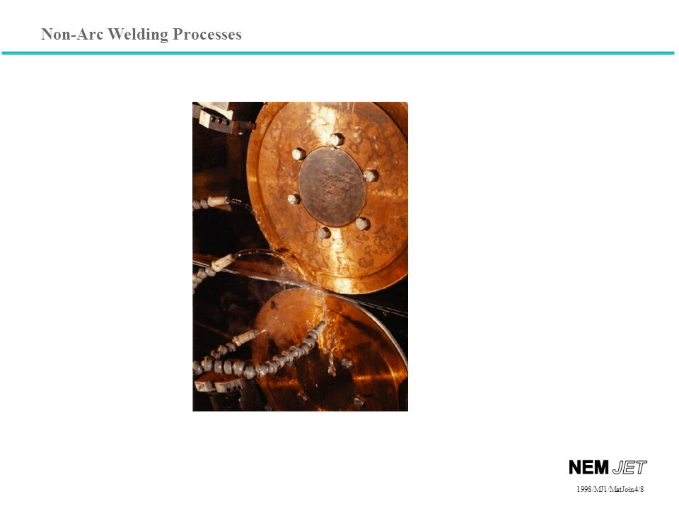 Resistance seam welding is a variation on resistance spot welding