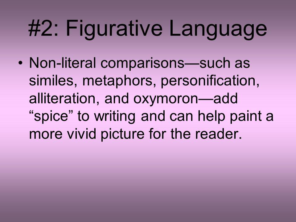 #2: Figurative Language