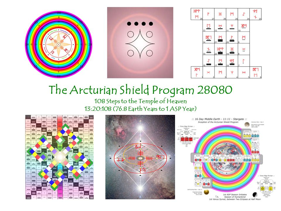 The Arcturian Shield Program 28080