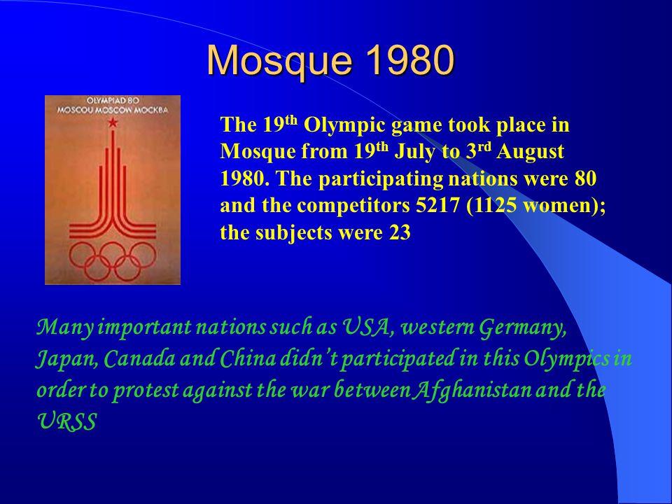 Mosque 1980