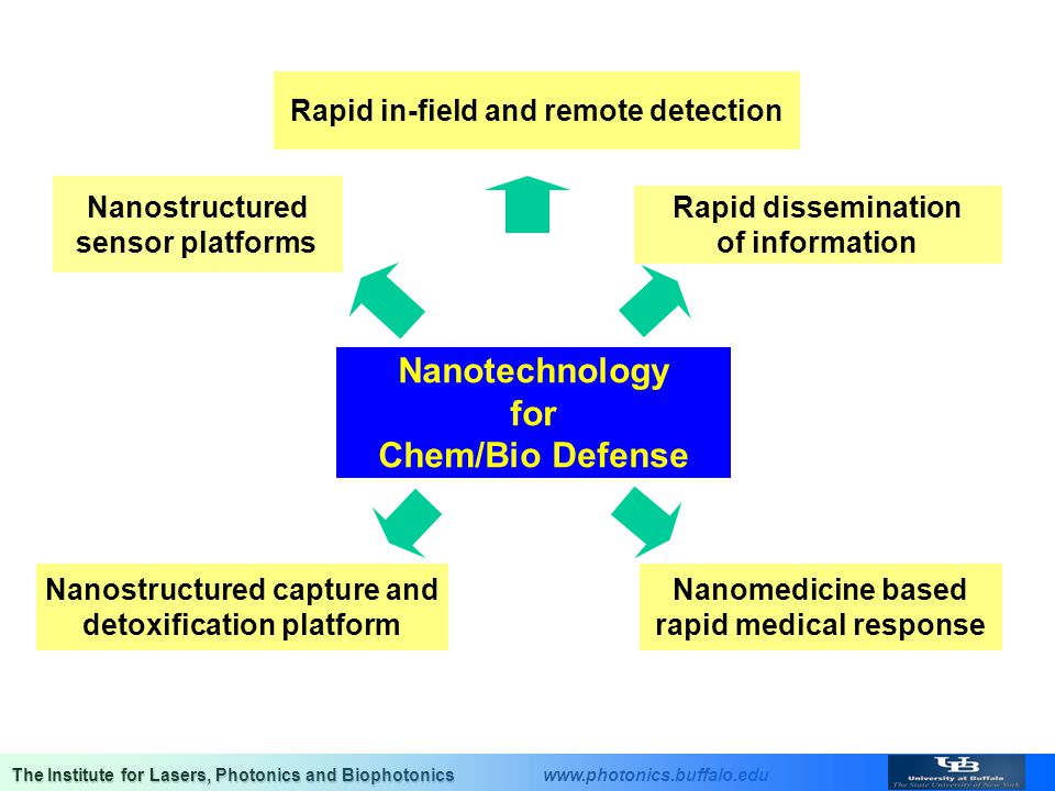 Nanotechnology for Chem/Bio Defense