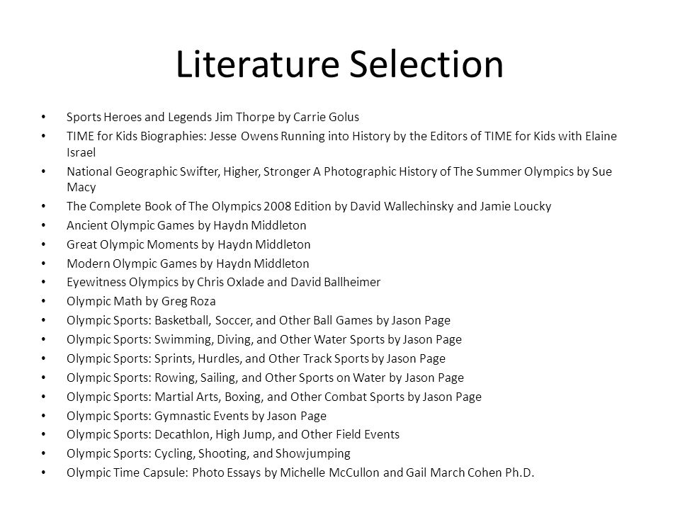 Literature Selection Sports Heroes and Legends Jim Thorpe by Carrie Golus.