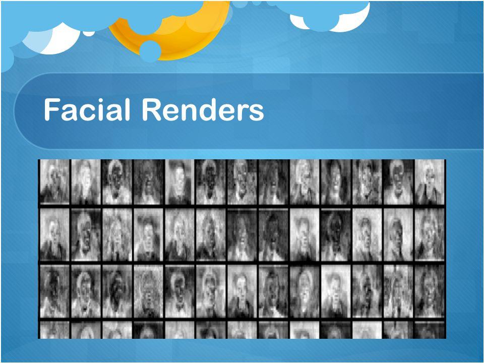 Facial Renders