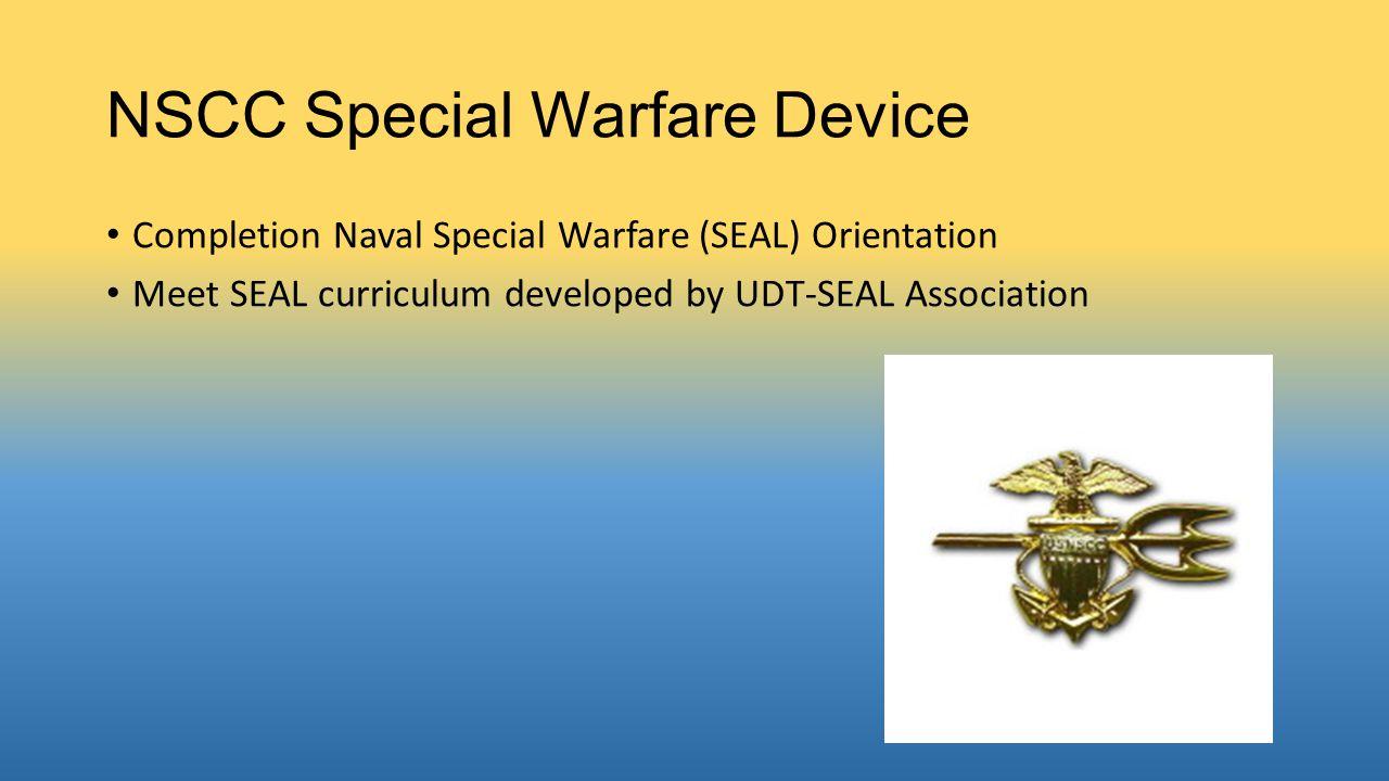 NSCC Special Warfare Device