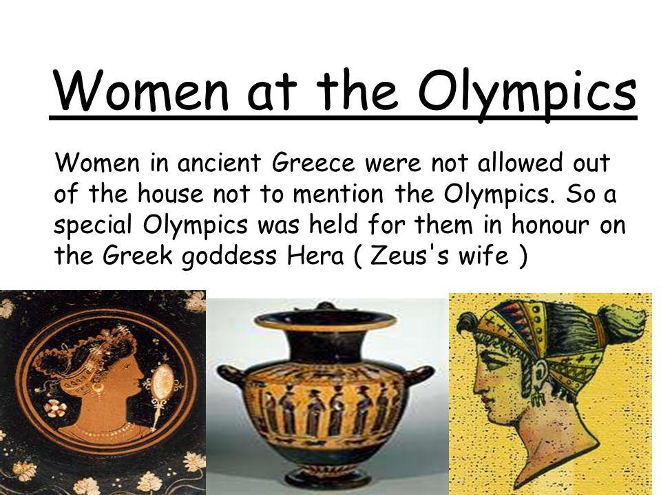Women at the Olympics