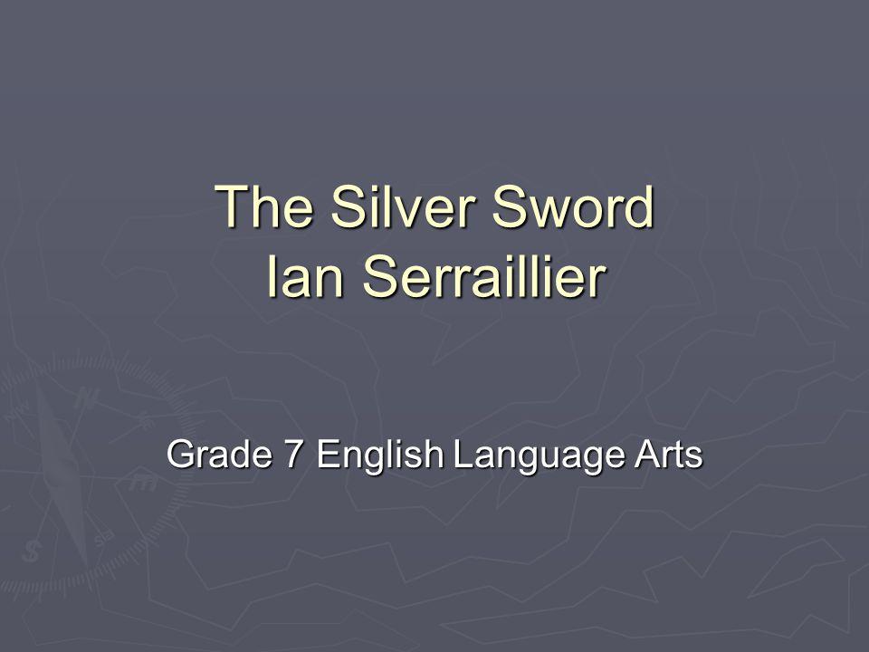 The Silver Sword Ian Serraillier