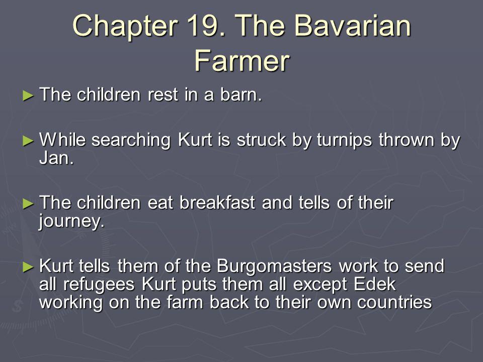 Chapter 19. The Bavarian Farmer