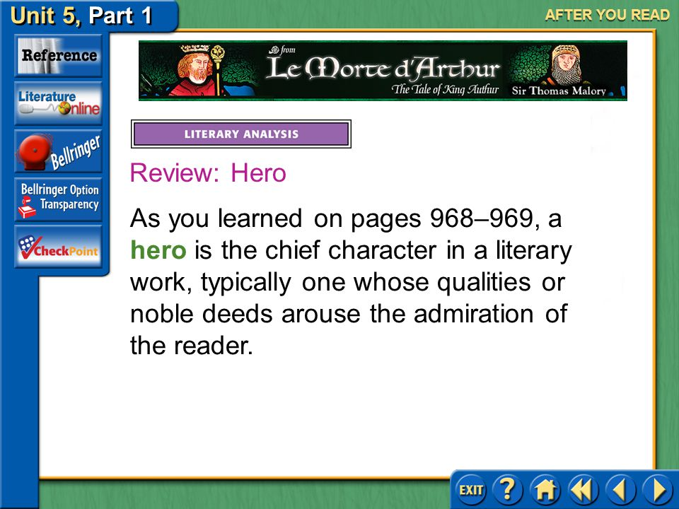 AFTER YOU READ Review: Hero.