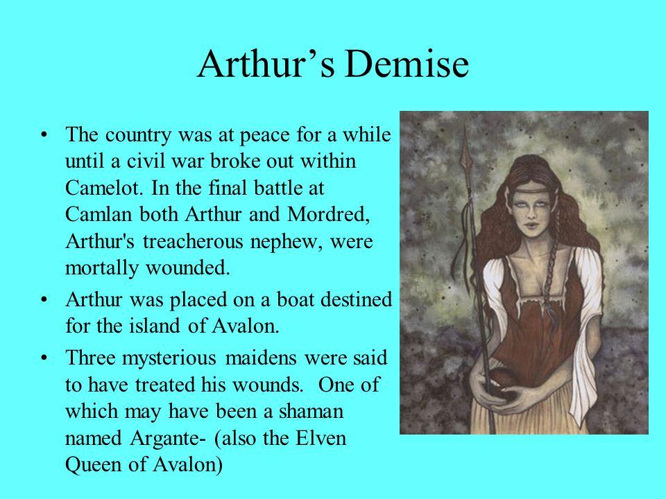 Arthur's Demise